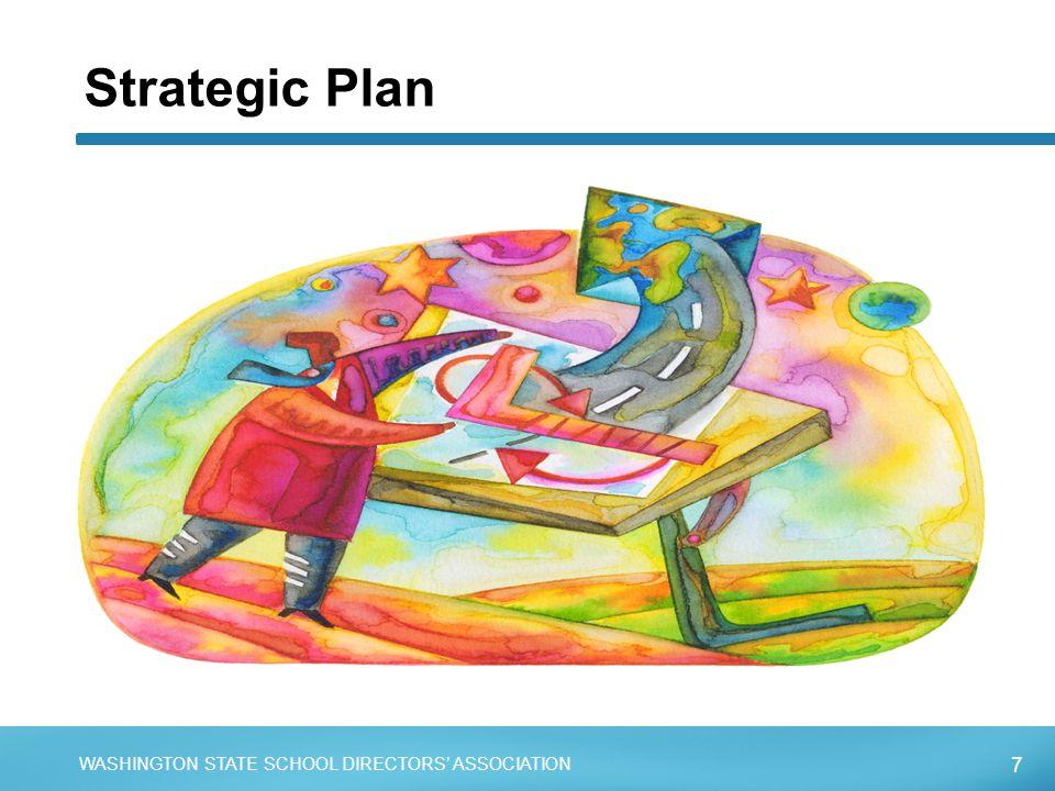 7 WASHINGTON STATE SCHOOL DIRECTORS' ASSOCIATION Strategic Plan