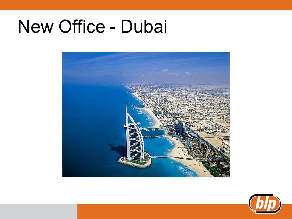New Office - Dubai