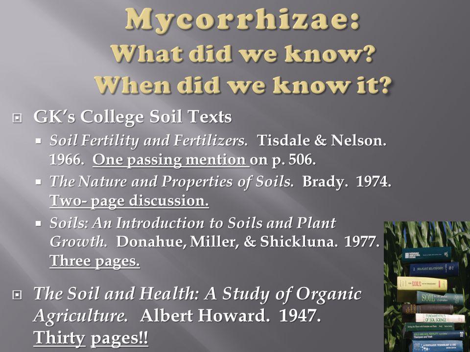  GK's College Soil Texts  Soil Fertility and Fertilizers.
