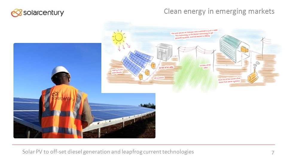 8 Why SolarAid.>40% of world's energy is consumed in the build environment.