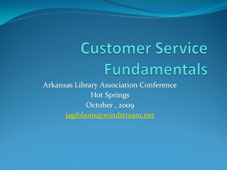 Arkansas Library Association Conference Hot Springs October, 2009 jagibbons@windstream.net