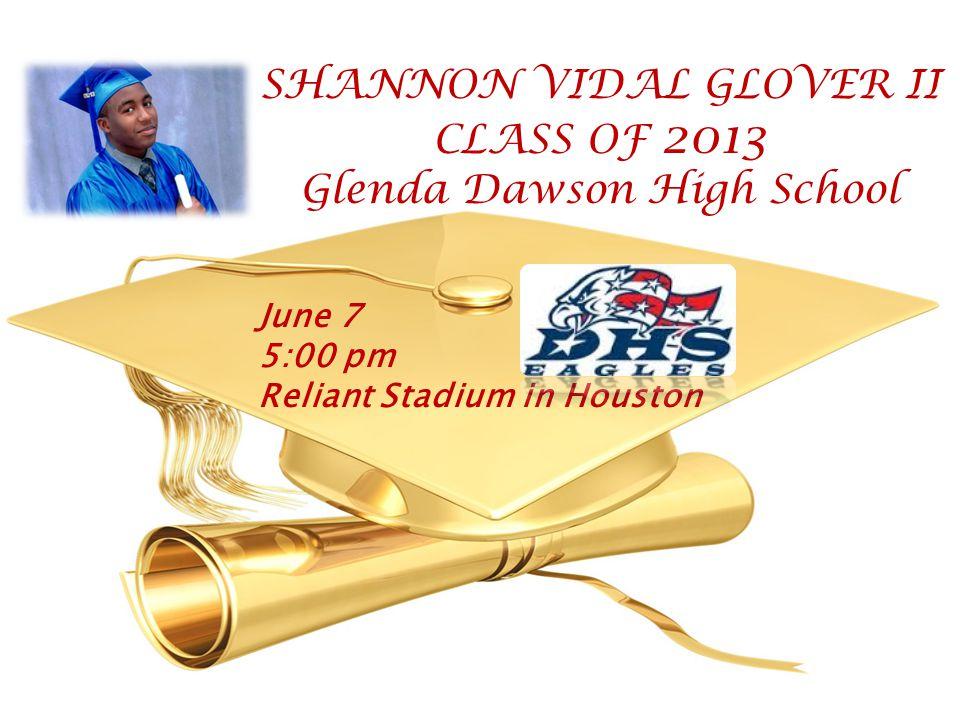 KEAIRA JENÉ DORN CLASS OF 2013 Robert E. Lee High School June 11 7:30 pm Freeman Coliseum