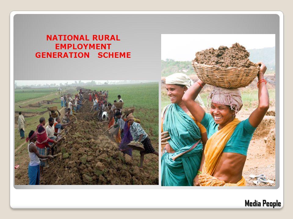 NATIONAL RURAL EMPLOYMENT GENERATION SCHEME