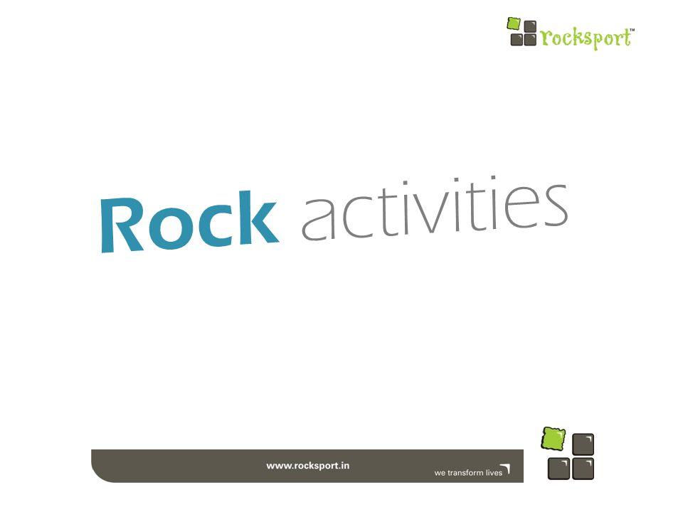 Rock activities