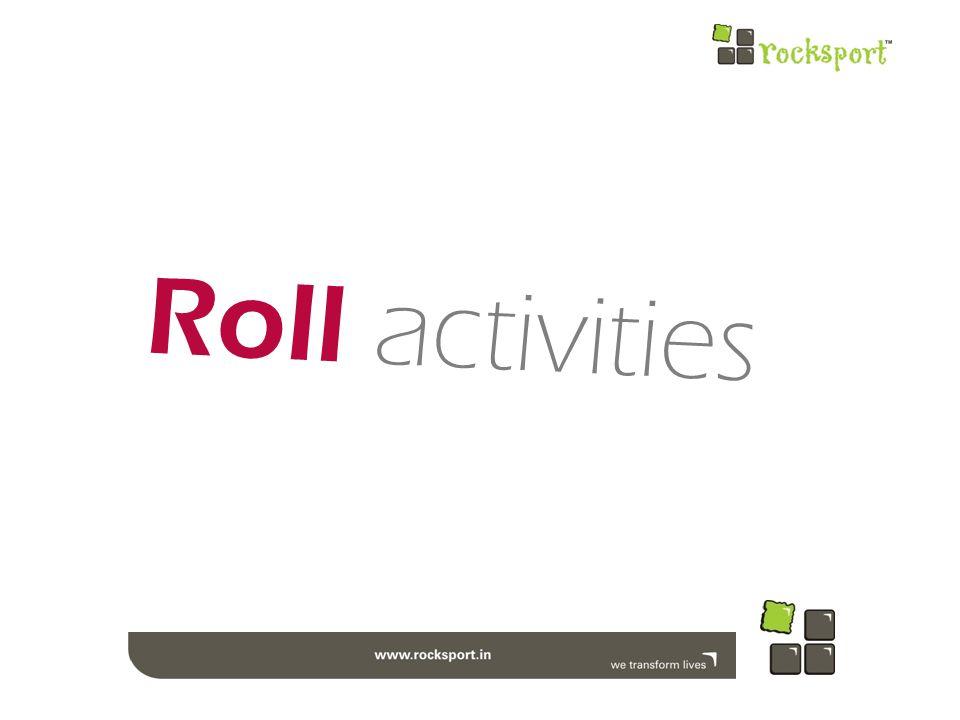Roll activities