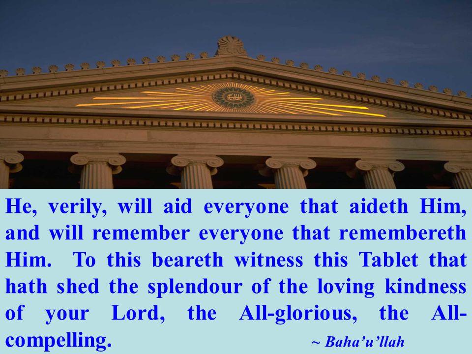 O Friends of God.