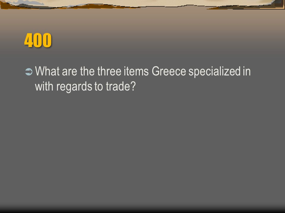 Answer  acropolis  Categories Categories
