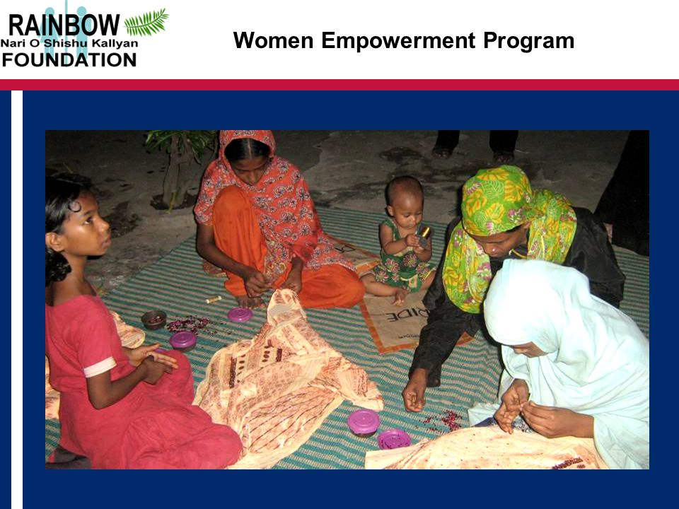Women Empowerment Program