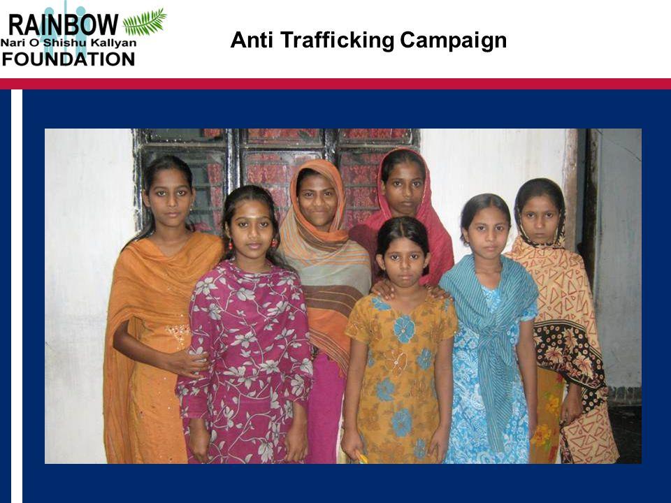 Anti Trafficking Campaign