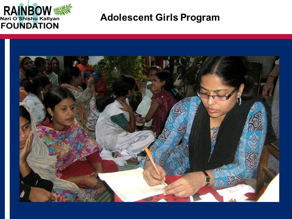 Adolescent Girls Program