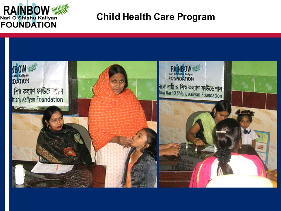 Child Health Care Program