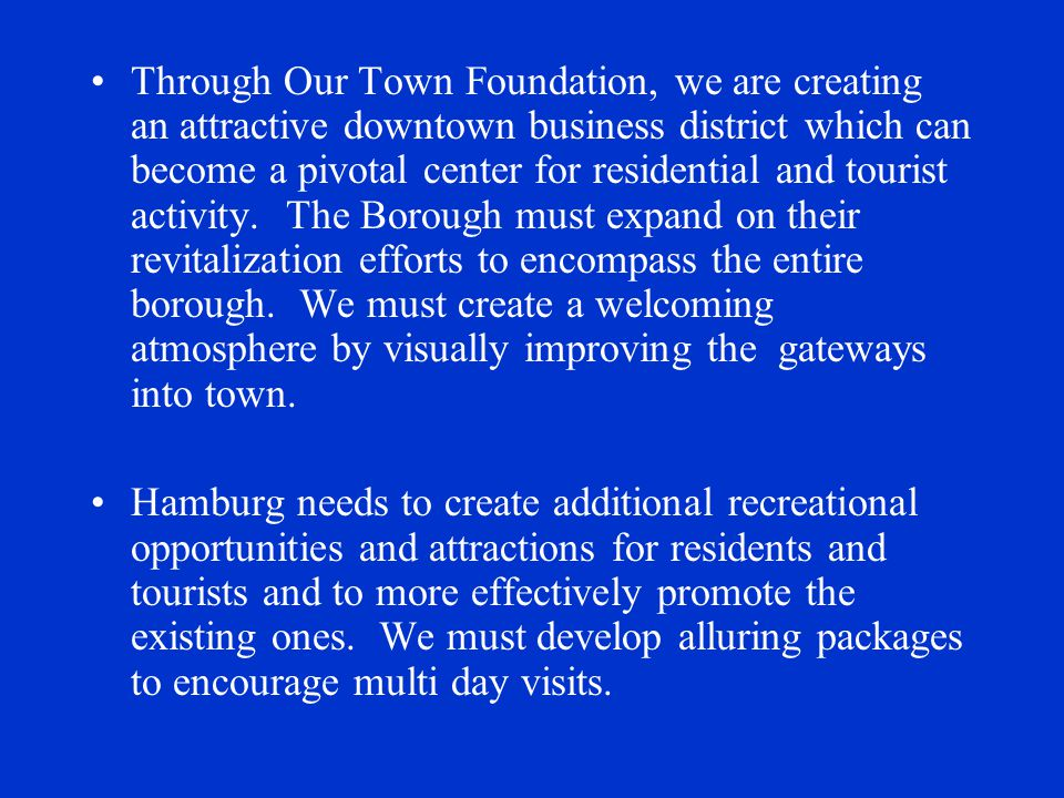 Administration shall be provided by the municipality or a 501c3 organization, capable of applying for grant funding.