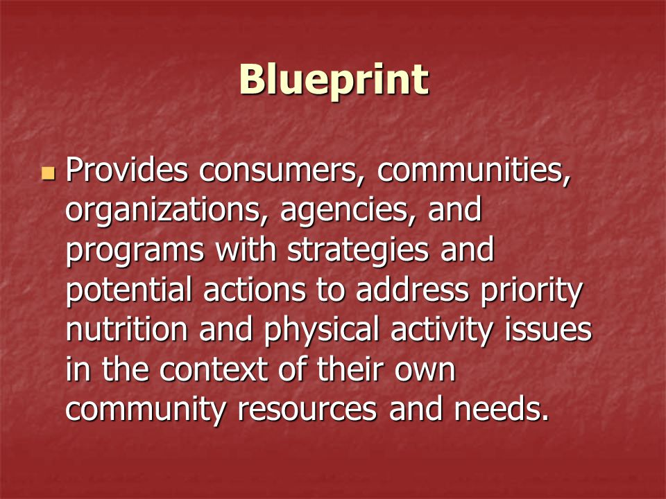 Healthy Lifestyle Initiative Brings together people from different segments of community Brings together people from different segments of community Assists local stakeholders in creating policies and environments to support healthy lifestyle choices Assists local stakeholders in creating policies and environments to support healthy lifestyle choices Links MU Extension and other resources to partner communities Links MU Extension and other resources to partner communities