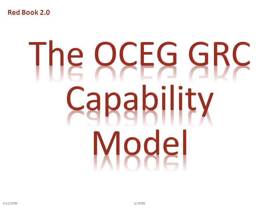 Red Book 2.0 3/12/2009(c) OCEG