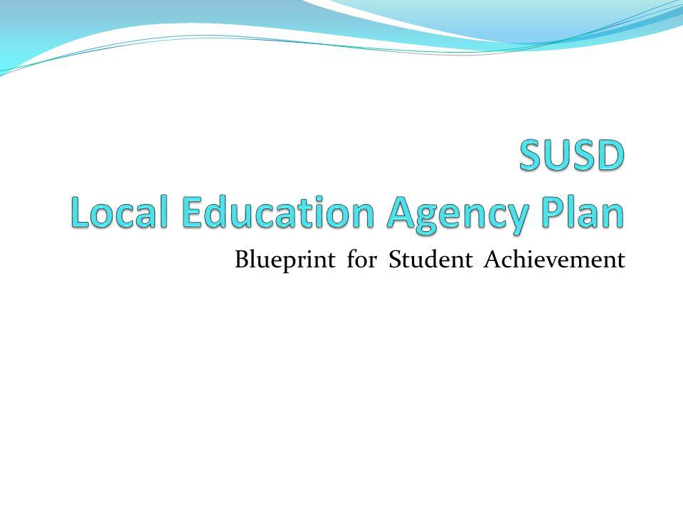 Blueprint for Student Achievement