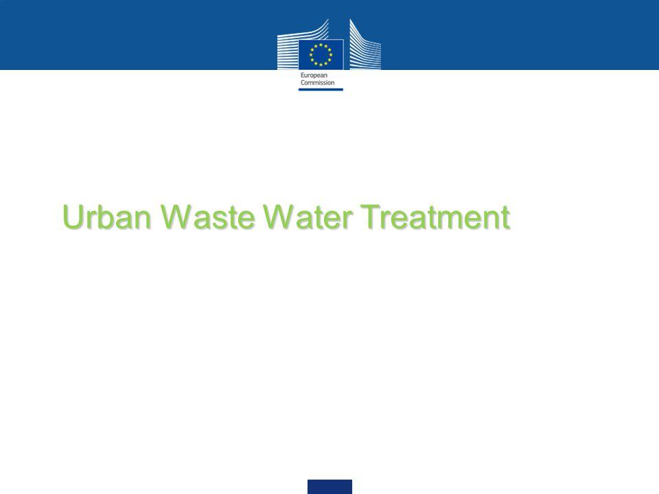 Urban Waste Water Treatment