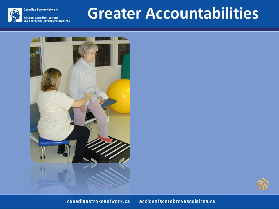 Greater Accountabilities