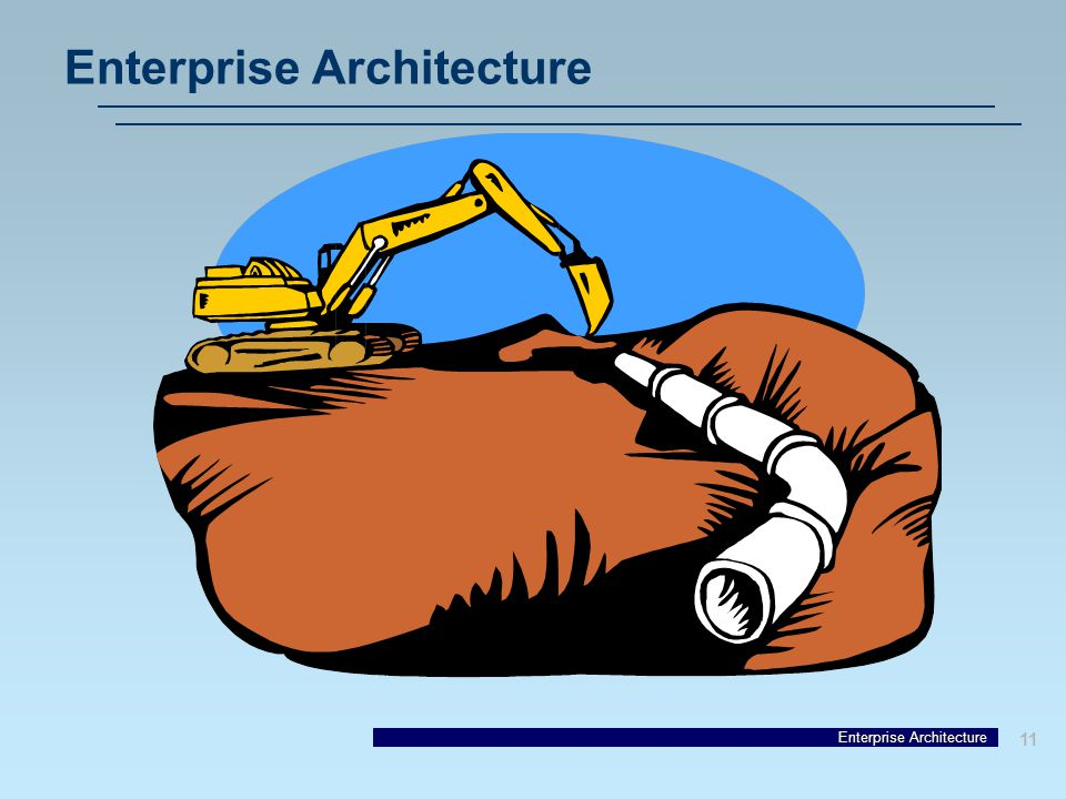 11 Enterprise Architecture