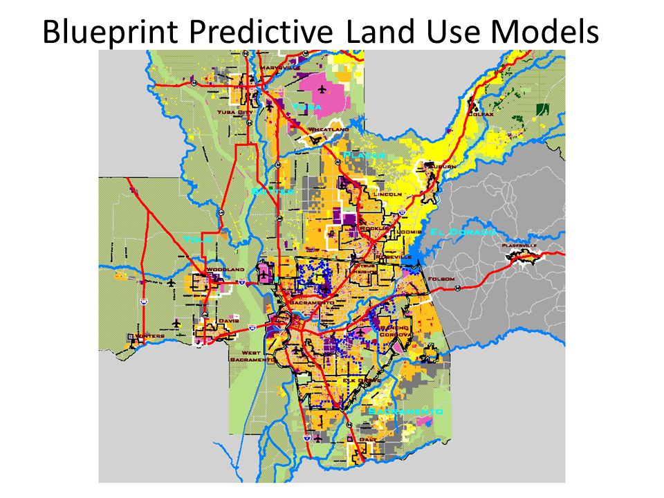 Blueprint Predictive Land Use Models
