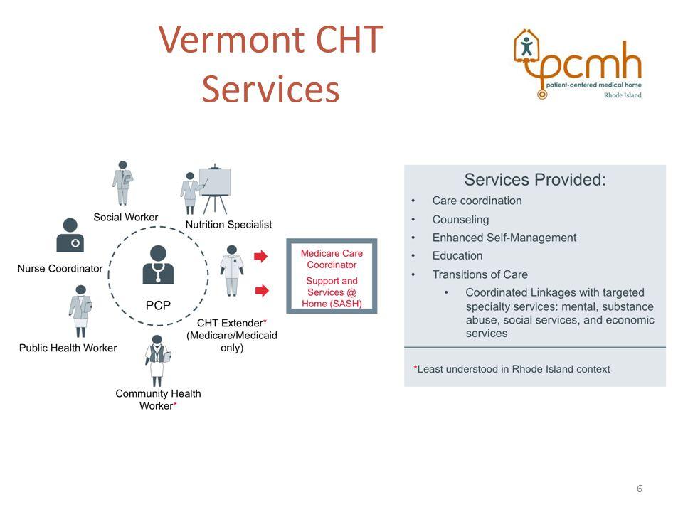 Vermont CHT Services 6