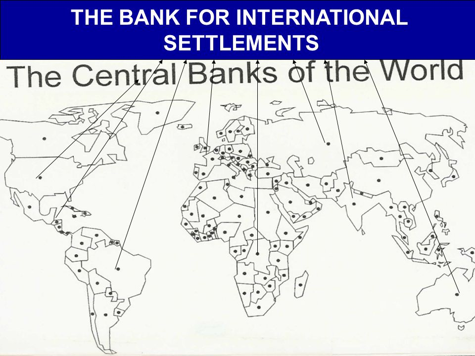 THE BANK FOR INTERNATIONAL SETTLEMENTS THE BANK FOR INTERNATIONAL SETTLEMENTS