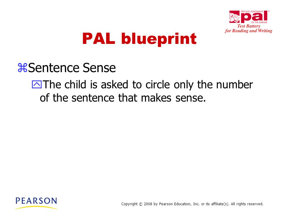 Copyright © 2008 by Pearson Education, Inc.or its affiliate(s).