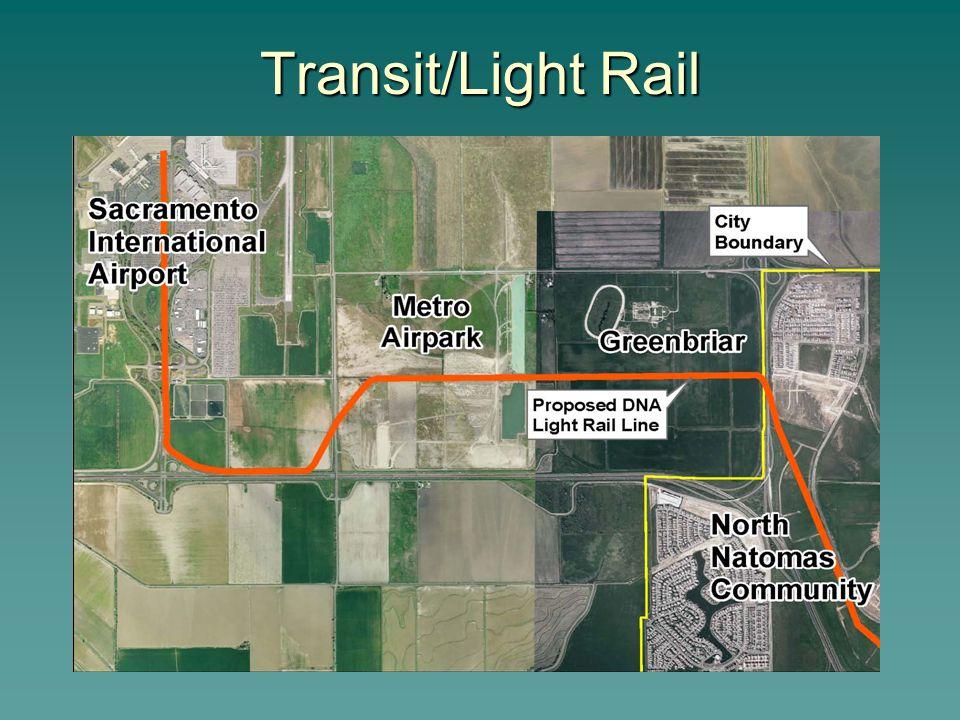 Transit/Light Rail