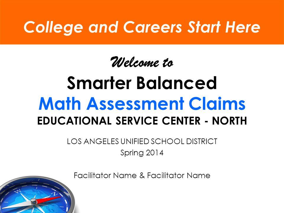 California Standards Test Scores Overall Score Content Scores