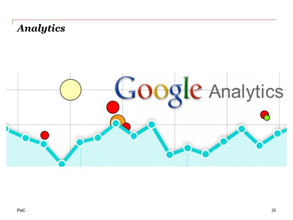 PwC Analytics 26
