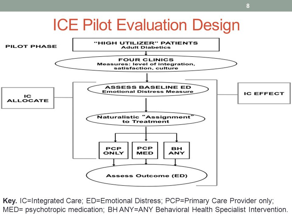 ICE Pilot Evaluation Design 8 Key.