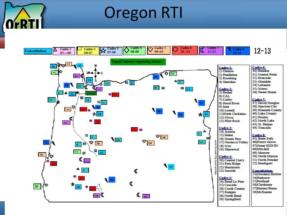 Oregon RTI