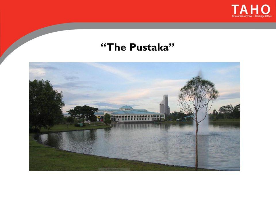 """The Pustaka"""