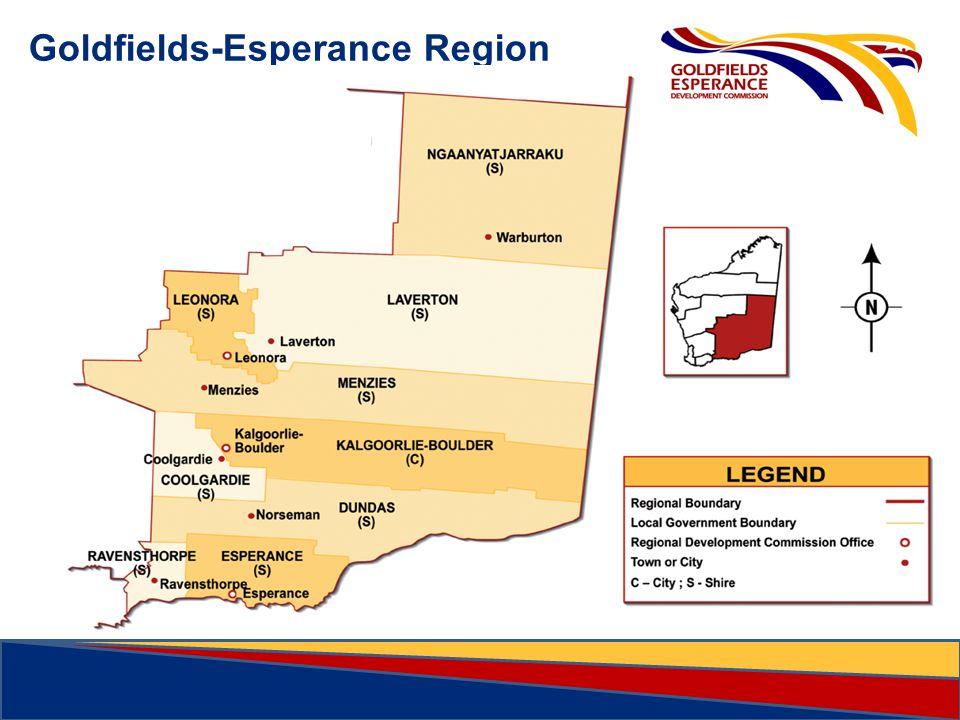Goldfields-Esperance Region