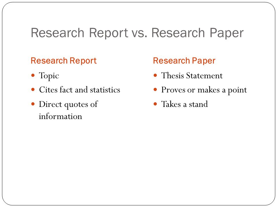 How To Start A Thesis Statement For A Research Paper