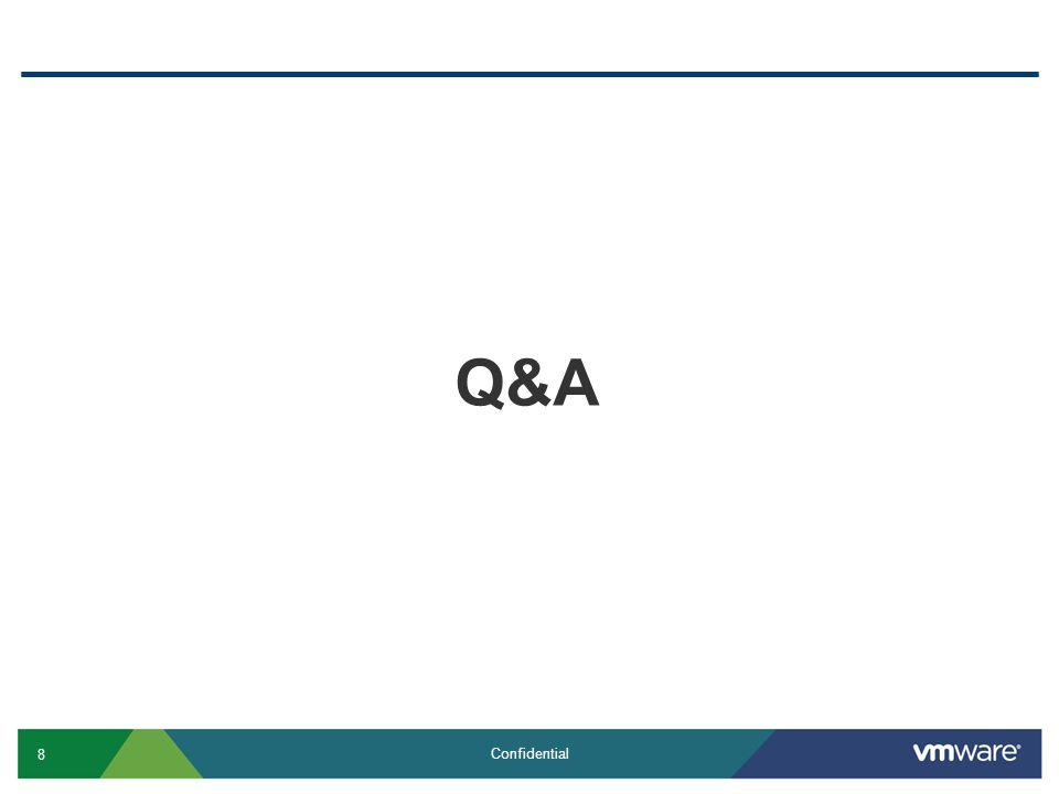 8 Confidential Q&A