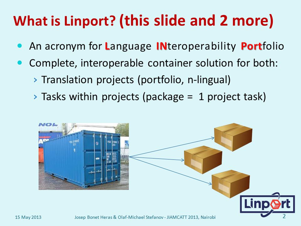 What is Linport.