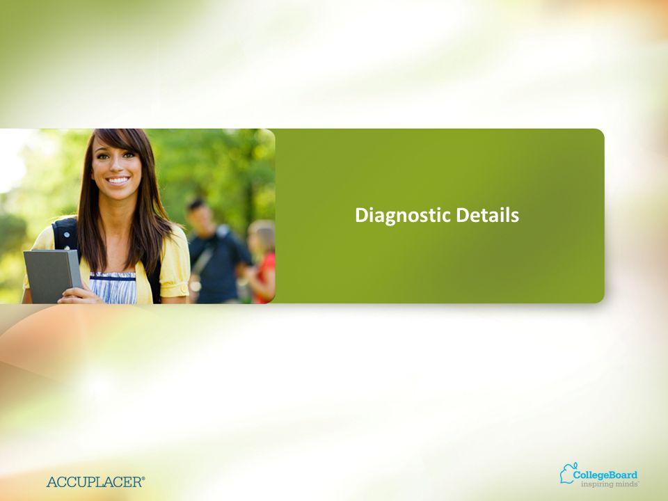 Diagnostic Details