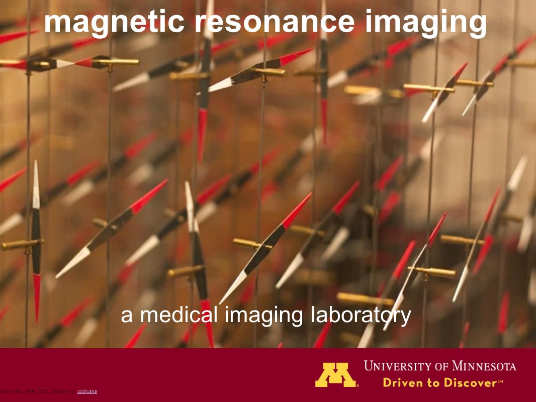 magnetic resonance imaging a medical imaging laboratory Photo Credit: 4604_0621_Magnets by podiluskapodiluska