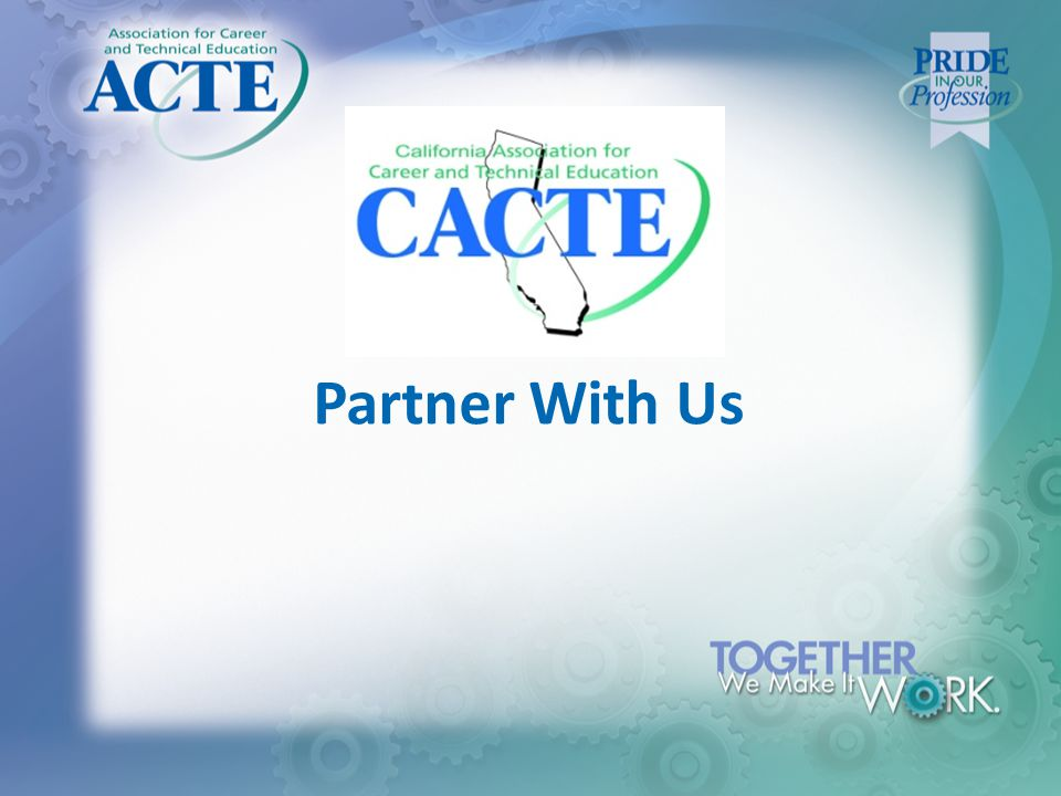 Partner With Us State Logo