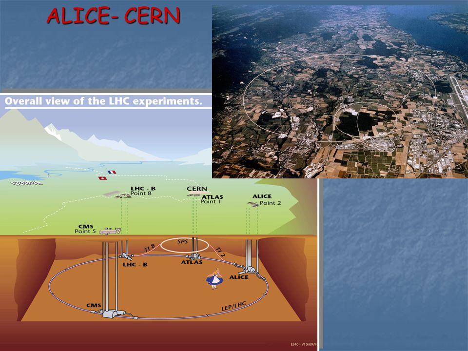 ALICE- CERN