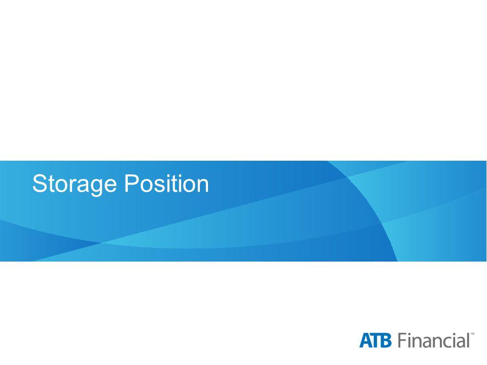 1 Storage Position