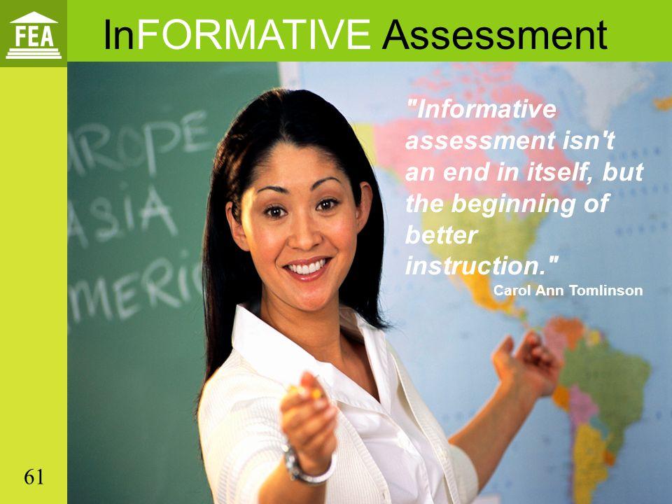 InFORMATIVE Assessment