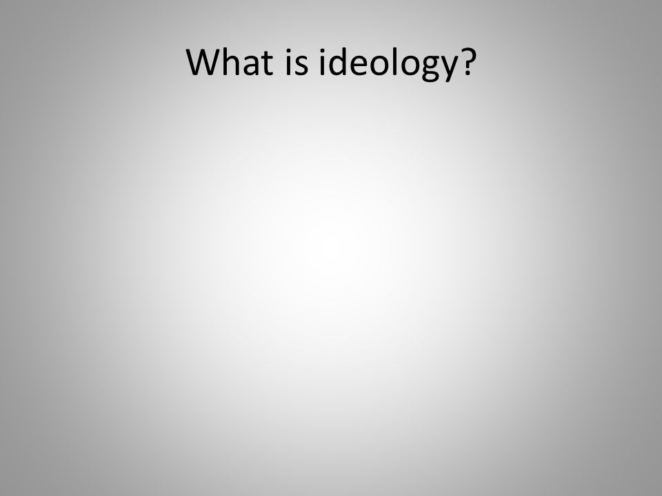 What is ideology.How does news discourse reproduce ideology.