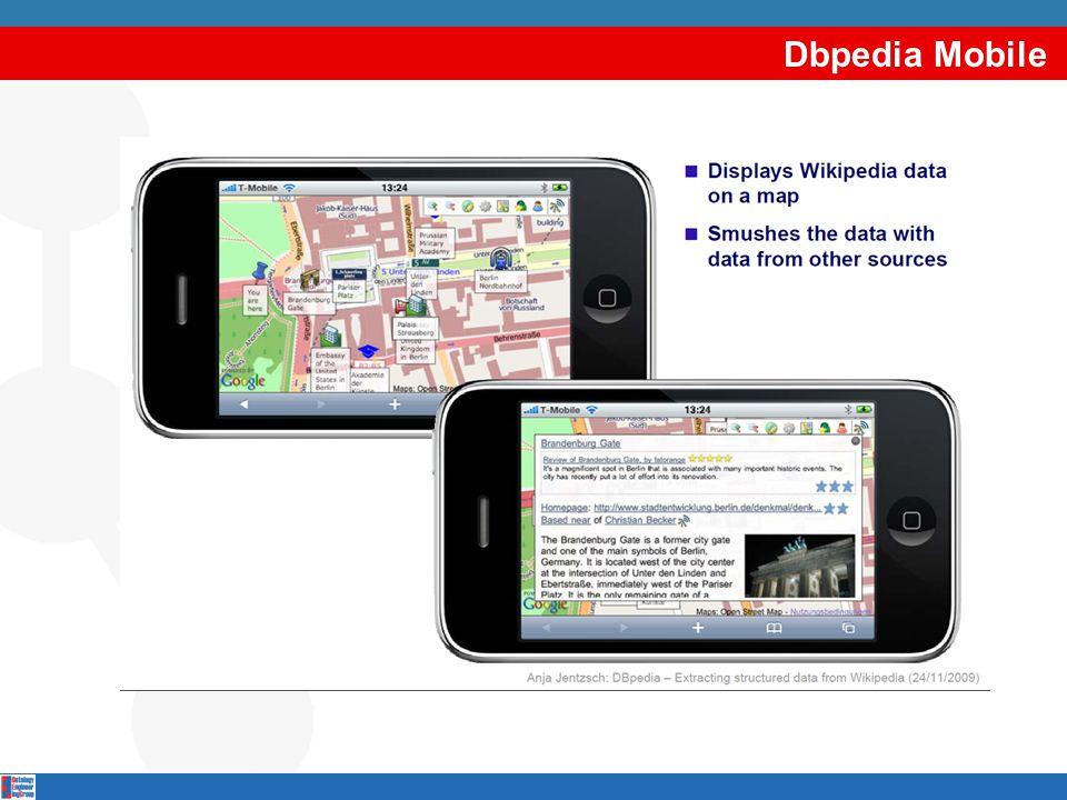 Dbpedia Mobile
