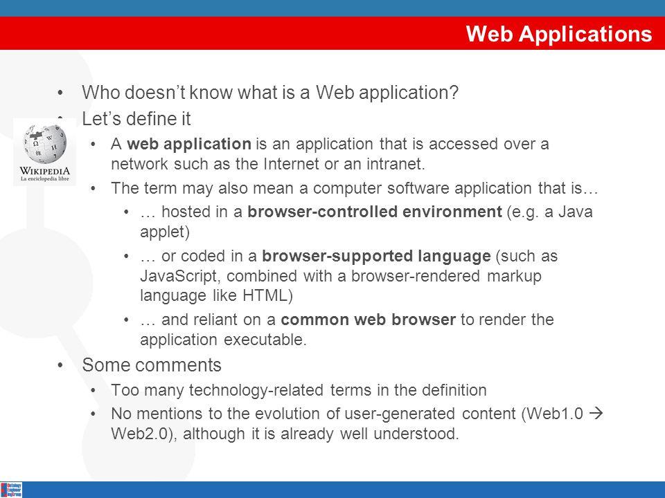 Annotation in the pre-Semantic Web (KA) 2