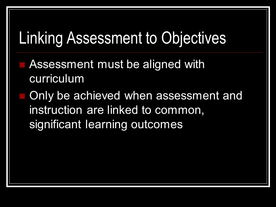 Off On A Tangent Many people continually pursue excellence but are at the same time opposed to or are in fear of evaluation and assessment.