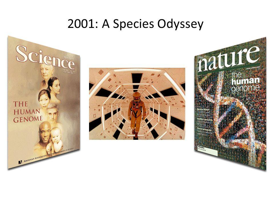 2001: A Species Odyssey