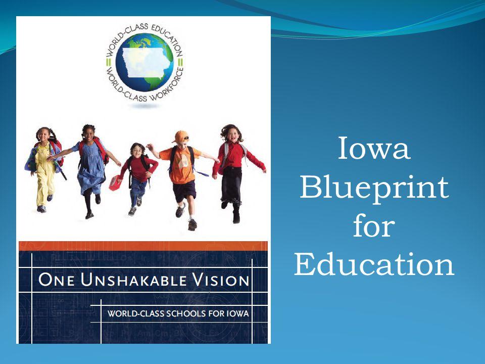 Iowa Blueprint for Education