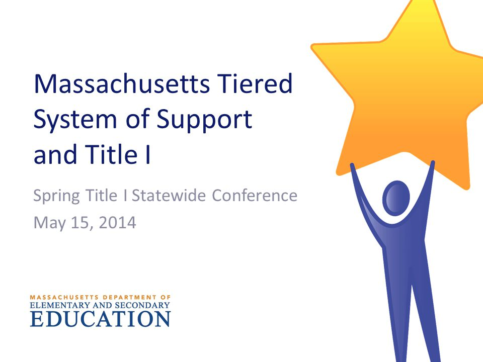 Agenda  Intro to MTSS – Shawn Connelly and Tara Gestrich  Attleboro Public Schools – Susan LeVine, Title I and K-12 Academic Support Coordinator  Chelsea Public Schools – Linda Breau, Assistant Superintendent Massachusetts Department of Elementary and Secondary Education 2