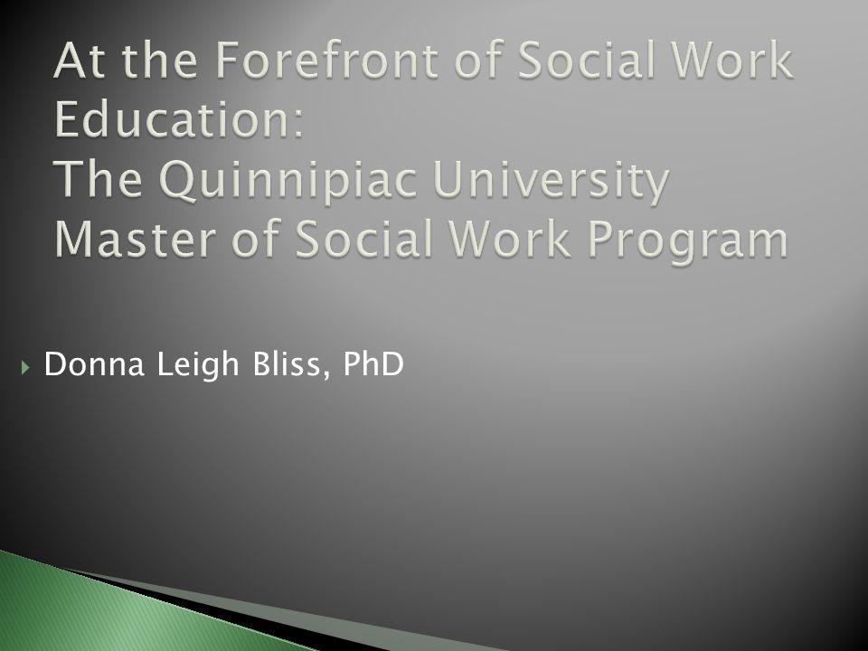  Donna Leigh Bliss, PhD